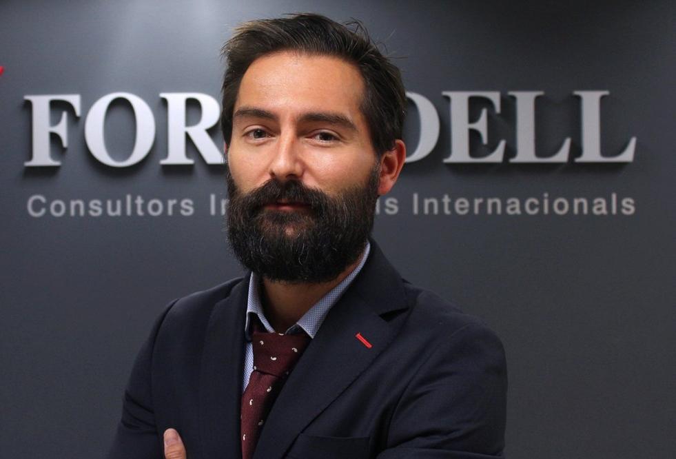 misoficinas.es entrevista a Xavier Aguilar Estévez, director del Departamento de Locales Comerciales de Forcadell
