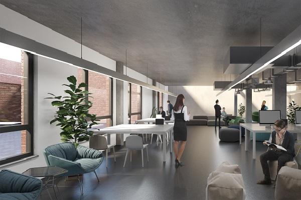 Spaces alquila un complejo de oficinas en el 22@