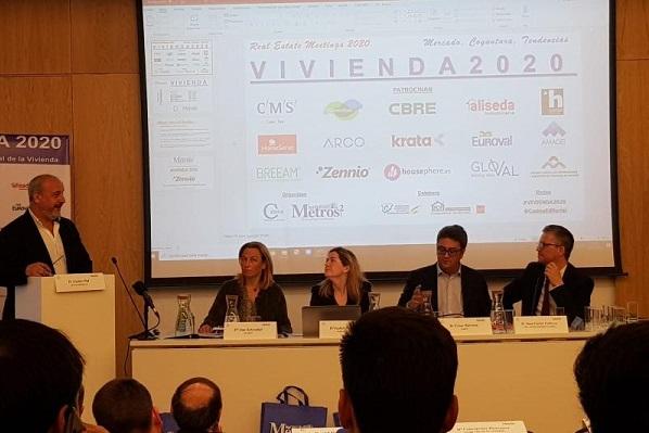 Evento Vivienda 2020, organizado por Cesine y patrocinado por Housephere.es
