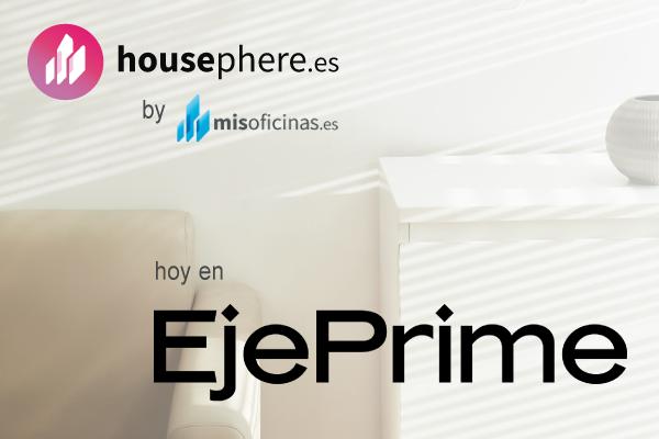 EjePrime publica un artículo sobre Housephere.es