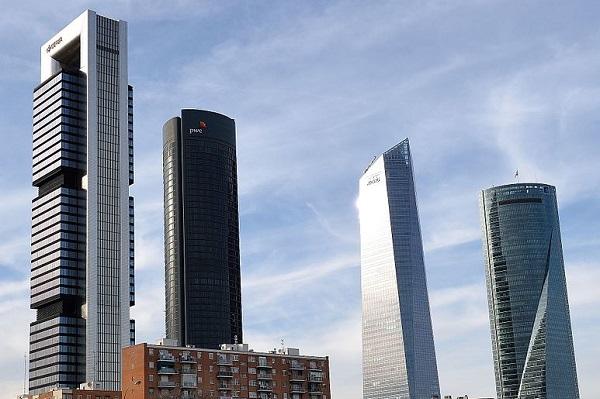 Las cuatro Torres en Madrid