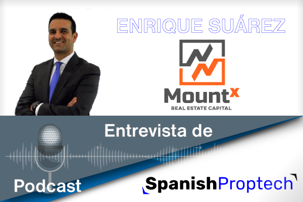 Enrique Suárez, CEO de Mount X