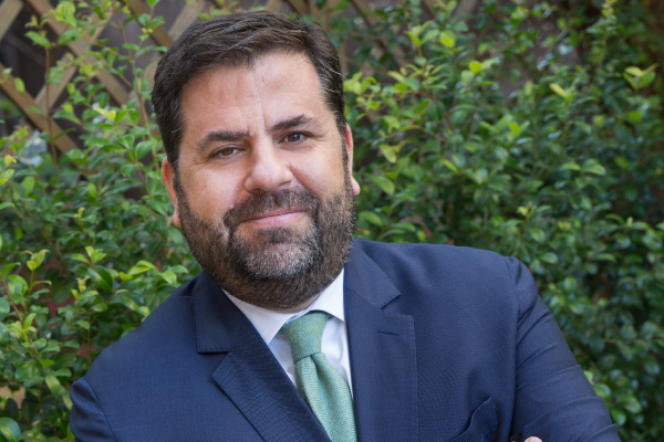 Borja Ortega, nuevo CEO de BNP Paribas