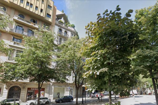 Local en Barcelona en Rambla de Cataluña con calle Córcega