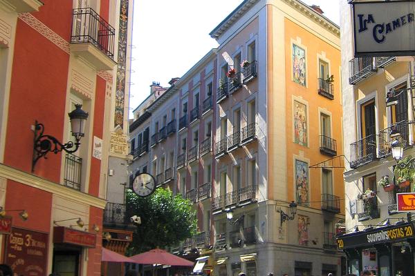 Calle Postas, Madrid