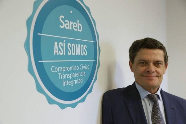 Jaime Echegoyen, expresidente de Sareb