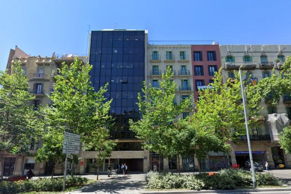 Edificio de oficinas en Passeig Sant Joan, 75 (Barcelona)