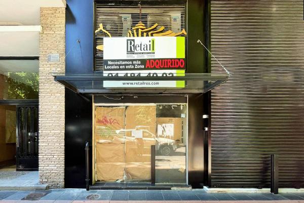Local comercial en la calle Ayala, 46