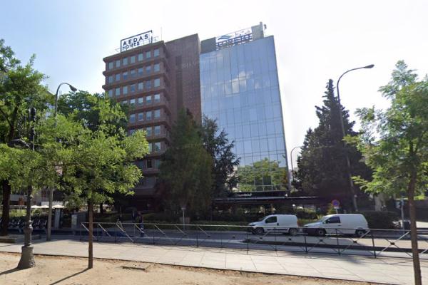 Edificio de oficinas Castellana 42, Madrid