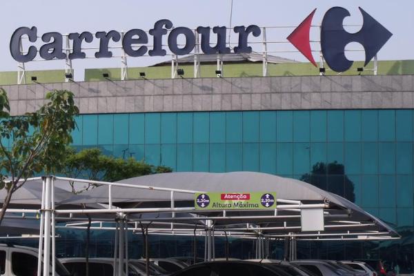 Superficie comercial Carrefour