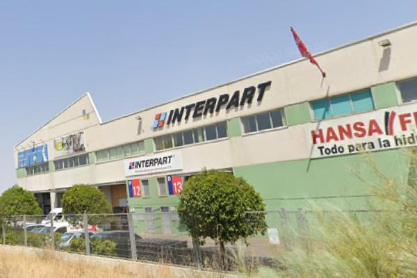 Imagen de Google de la calle Argentina en el Polígono Industrial de Casarrubios